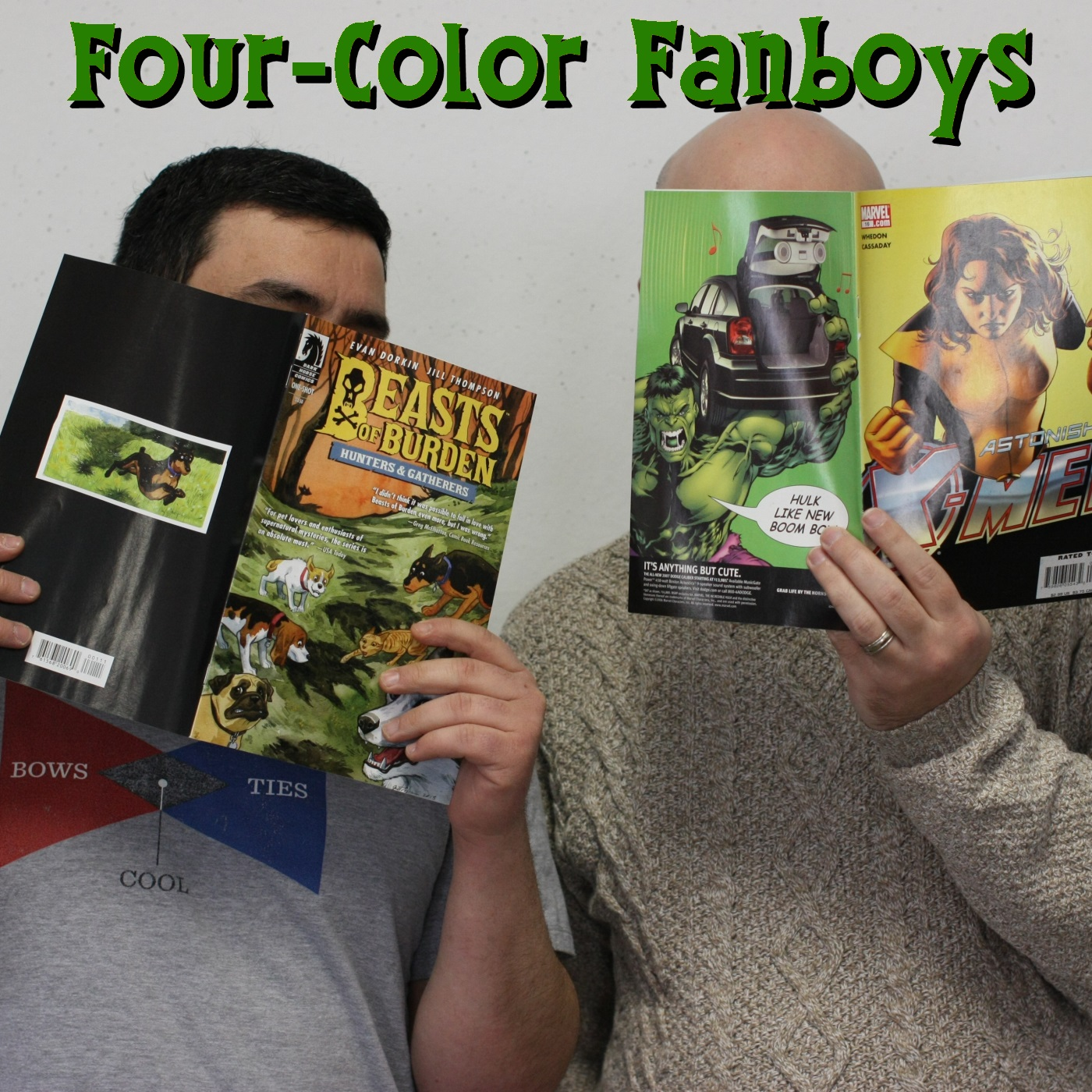 Four-Color Fanboys